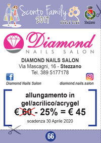 Diamond Nails Salon - Stezzano - Distretto Morus Alba