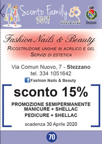 Fashion Nails & Beauty - Stezzano - Distretto Morus Alba